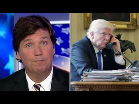 Tucker: Dems don't really believe Trump is pawn of Russia