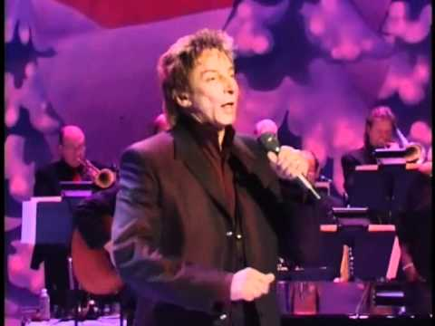 Barry Manilow - Happy Holiday, White Christmas - YouTube