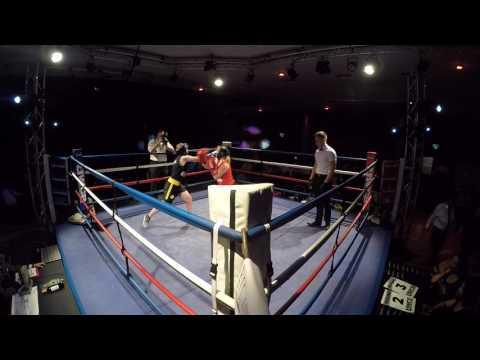 Ultra White Collar Boxing | Yeovil | Ashleigh Cave VS Zara Glenfield