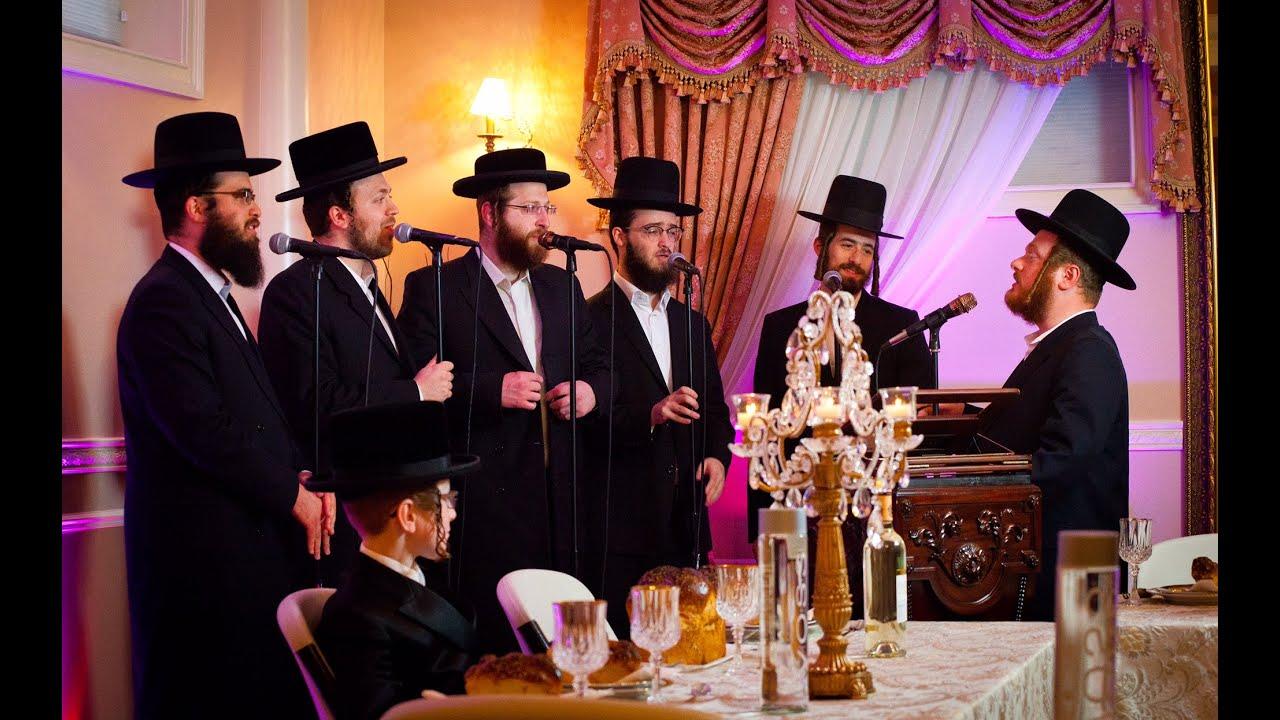 The Greatest Simcha - The Zemiros Group | זו היא השמחה - מקהלת זמירות
