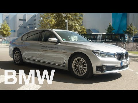 Autonomous driving at the BMW #NEXTGen 2019.