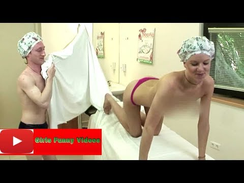 Naked Man Changes In Naked Lady | Naked And Funny Prank 2019