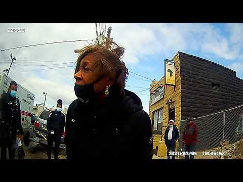 Police body-cam video of Sen. Sandra Cunningham's DWI arrest
