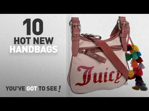 4fadb6f1c4 Juicy Couture Handbags & Wallets [2018 New Arrivals]: Juicy Couture  YHRU1832 Velour Ombre Juicy - YouTube