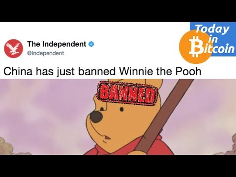 China Bans ICOs (Day 2) – Other China Bans – Lower Fees