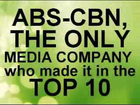 CREDIBLE PROOF - ABS-CBN is the PHILIPPINES No. 1 TV NETWORK