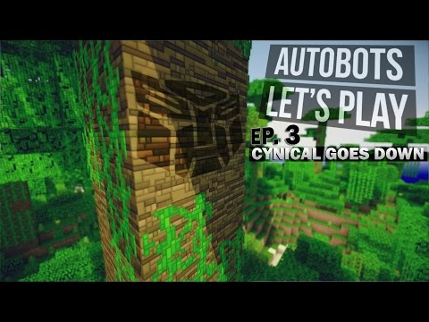 Autobots - Map 18 Ep. 3 - Cynical Goes Raidable!