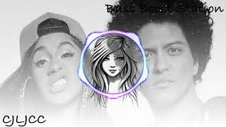 Finesse (Remix) - Bruno Mars ft. Cardi B (Bass Boosted)