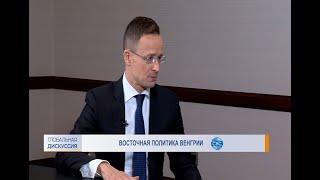 Венгеро-азербайджанские отношения: Министр иностранных дел Венгрии
