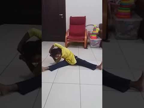 Popz gymnastic lessons