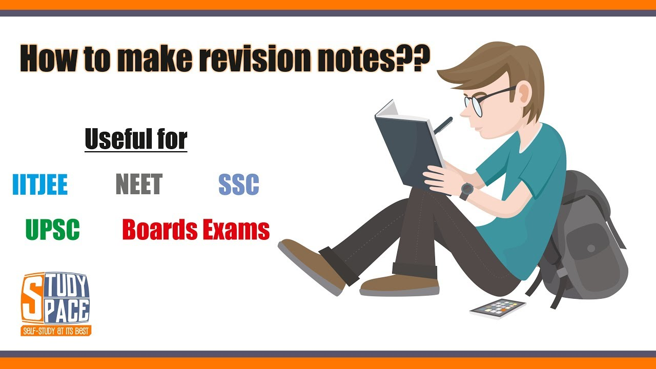Make Awesome Revision Notes like topper | Crack competitive exams |  IITJEE,SSC,UPSC,10th,12th Boards