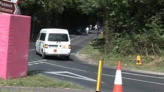 Crash Alyda Norbruis parcourverkenning Londen