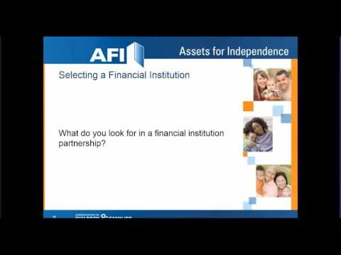 AFI Virtual Coffee Webinar Series – Partnering with Financial Institutions