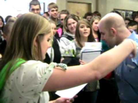 Spencer vs. Bradley Teacher Rap Battle (Full Versi...