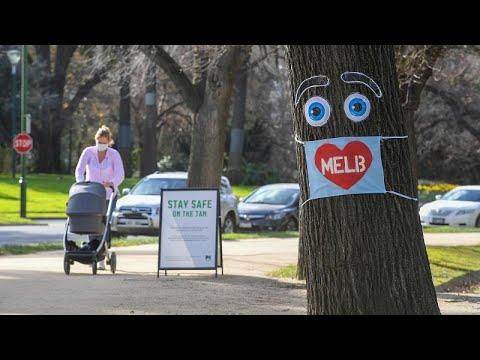 Coronavirus: Melbourne under curfew as Australia's Victoria state imposes new lockdown
