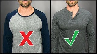6 EASY Ways ANY Guy Can Be MORE Stylish!