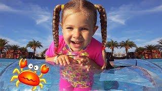 डायना और पापा वॉटर पार्क जाते हैं Fun Story with Diana at the Water Park