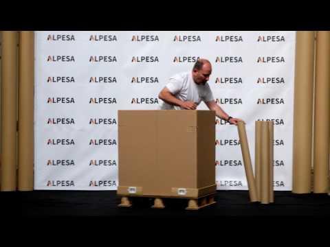 Box de cartón | Automoción, agricultura e industria