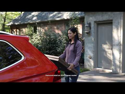 Sensor-Controlled Luggage Compartment | Knowing Your VW