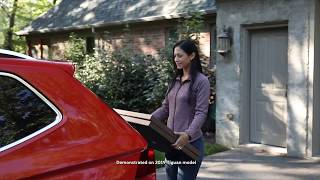 homepage tile video photo for Sensor-Controlled Luggage Compartment   Knowing Your VW