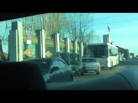 г. Прокопьевск Лада Гранта о0854RUS42