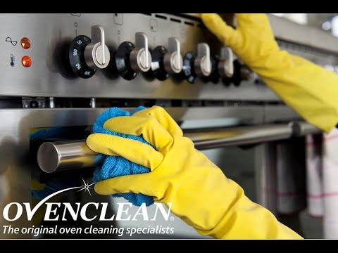 How to clean an oven by professional oven cleaning market leaders – Ovenclean