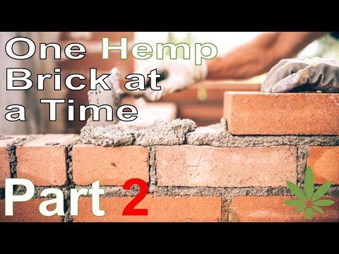 A HempCrete Wall?    P2 Alex Escher w WCR