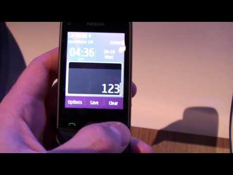 Nokia C2-02, prise en main (FR)