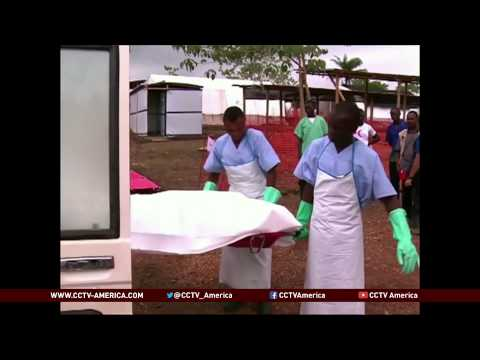 Chinese medical worker in Guinea survives after Ebola contact
