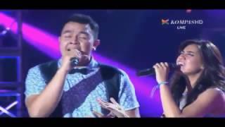 Tulus feat Monita Tahalea - Bawalah Pergi Cintaku Konser K20 Spesial Afgan