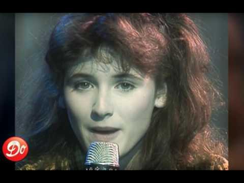 Elsa Lunghini - T'en va pas  Jacky Show 1988