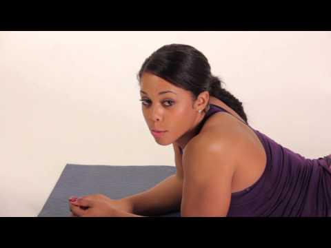 KAREN THOMAS Exercise Video #1, Core and Balance Training