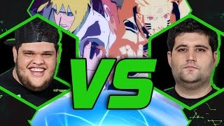 EDUKOF VS DAVY JONES | NARUTO | BATALHA #01 | #MTVLOGBR