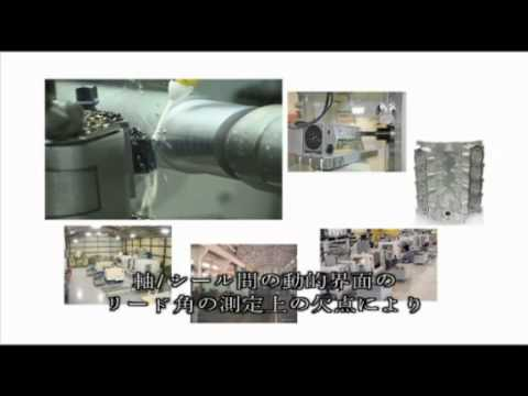 NPFLEX-LA 3D Surface Metrology System for Lead Angle - Japanese version