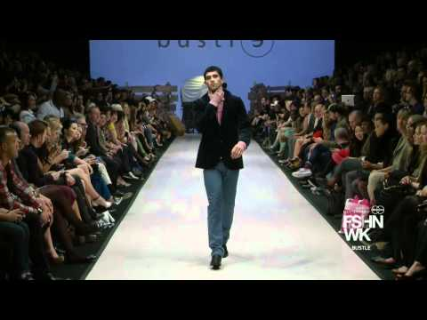 BUSTLE - WORLD MASTERCARD FASHION WEEK FALL 2012 COLLECTIONS