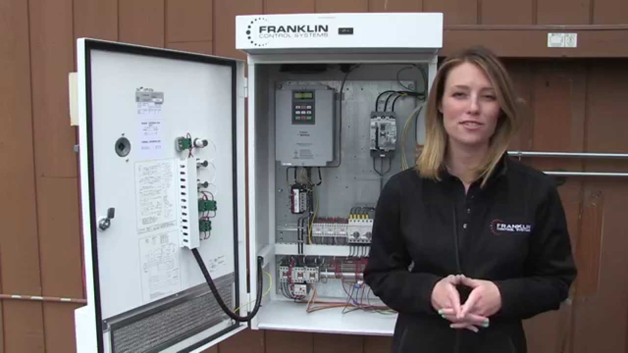 Franklin Control Systems Tower Iq Youtube Wiring For Hvac