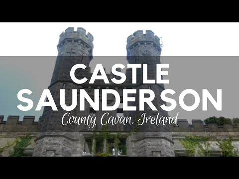 Castle Saunderson, County Cavan, Ireland - Ireland Trip -Travel to Ireland -Castles in Ireland-Irish