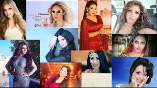 Top 10 Afghan Female Singers 2015