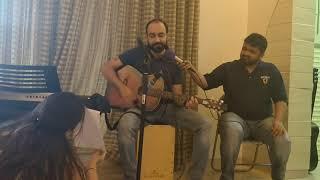 Siddharth Kubde - Kathai Aankhon Wali | The Sunday Jammers