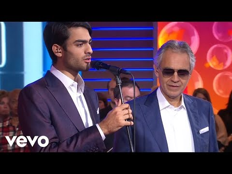 Andrea Bocelli - Fall On Me (GMA TV Performance) ft. Matteo Bocelli Mp3