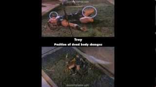 Movie Mistakes Troy 2004
