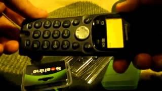 Soshine аккумуляторная 900mAh AAA батарейки (4 бат