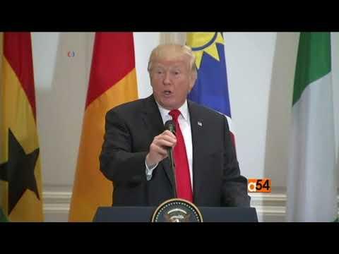 USA Africa Trump