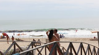 Repeat youtube video Praia do Pinho /SC - Exclusivas com adeptos do Naturismo