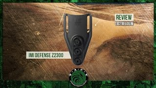 REVIEW - IMI Defense Z2300 Low Ride Attachment