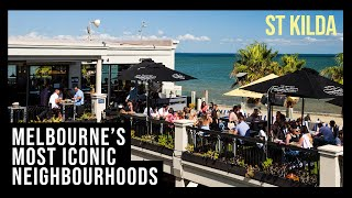 Melbourne's most iconic neighbourhoods | St Kilda