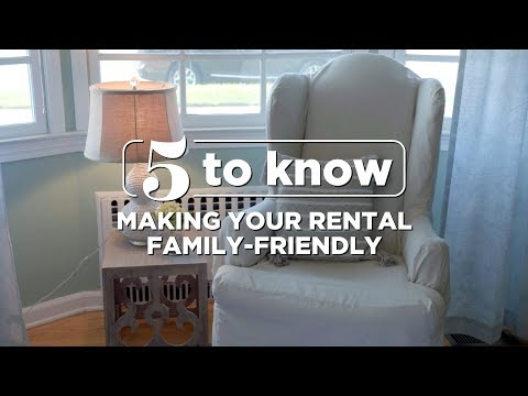 Vacation Rental Potential Episode 1 | 5 To Know