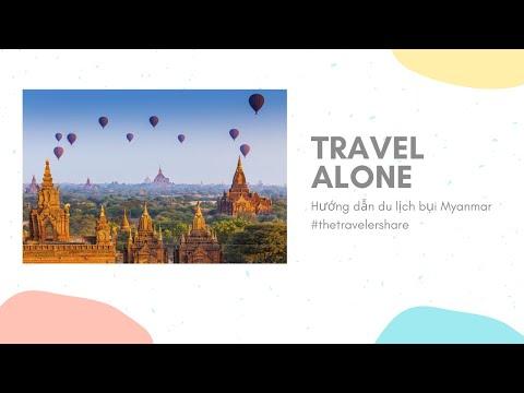 Review du lịch Myanmar tự túc từ a -z part 1   Thiên Sơn - The Traveler