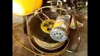 Переделка печи с дизеля на отработку(, 2013-09-03T13:33:43.000Z)