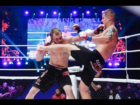 Vadim Shabadash vs Kirill Kuzmin, M-1 Challenge 83 & Tatfight 5